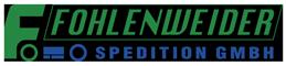 Willkommen bei Fohlenweider Spedition GmbH Logo